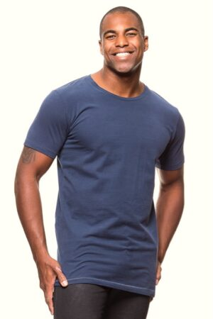 Mens Carbon Tee (ST309)