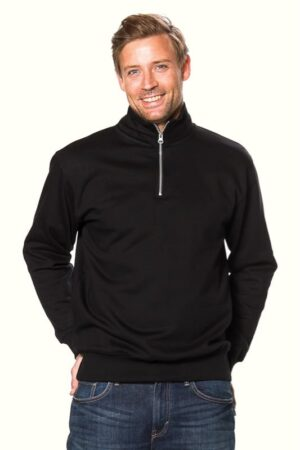 Quarter Zip Sweat (ST713)