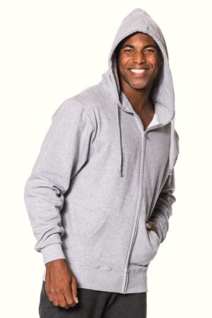 Hooded Zip Sweat (ST722)
