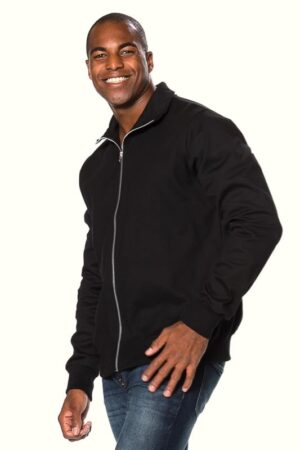 Mens Zip Sweat (ST723)
