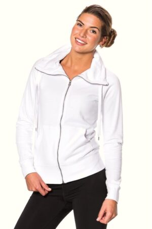 Lady Zip Sweat (ST724)