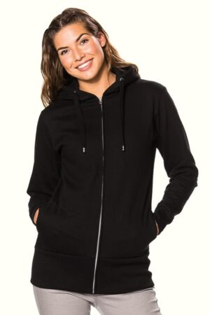 Hooded Zip Lady (ST725)