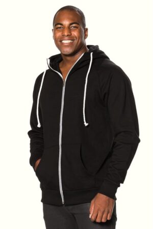 Miami Hooded Zip Sweat (ST726)