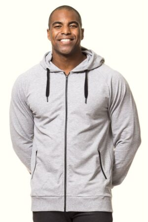 Sport Hooded Zip (ST728)