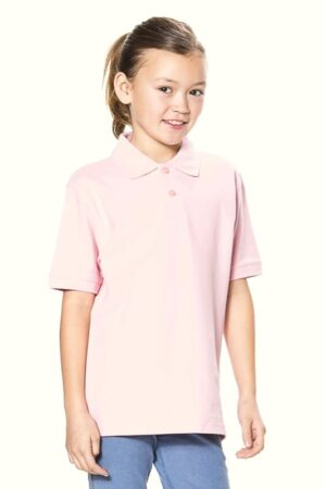 25 Polo-shirts med Broderi