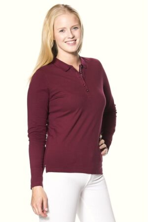 Lady Stretch Polo LS (ST810)